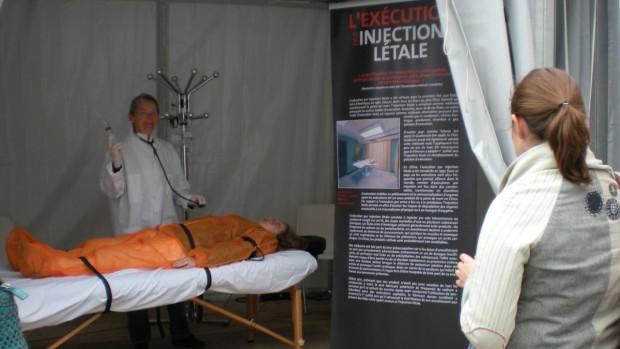 Les chr tiens avocats efficaces de l 39 abolition de la - Execution en direct chaise electrique ...