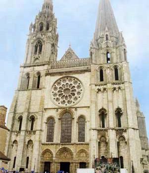 R flexions art sacr patrimoine religieux et cr ation for Architecture romane et gothique