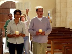 en france leglise demande aux couples de se prparer srieusement au mariage en rencontrant un prtre ou un diacre et des couples maris - Preparation Au Mariage Eglise