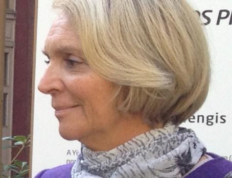 Portrait de Chantal Le Rai Leroy