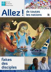 affiche semaine missionnaire mondiale 2012