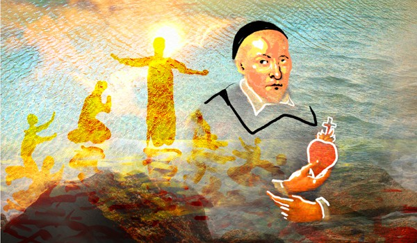 Saint Jean Eudes 1601-1680