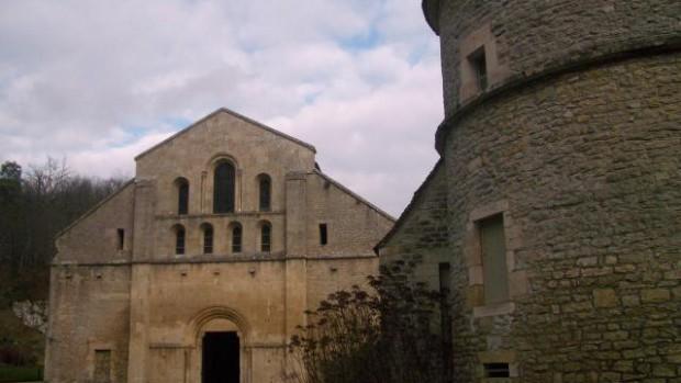 Abbaye cistercienne de Fontenay Bourgogne