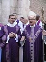 Benoit de Roek Perpignan Mgr Andre Marceau