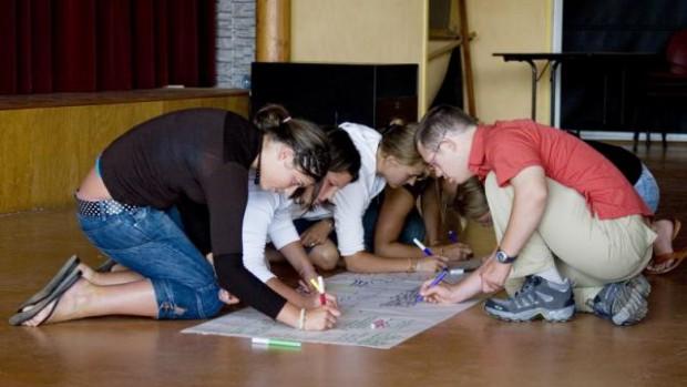 Jeunes au Campo Bosco 2