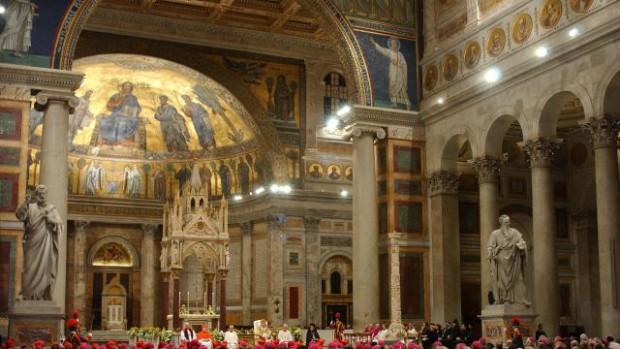 Basilique St Paul Hors-les-murs