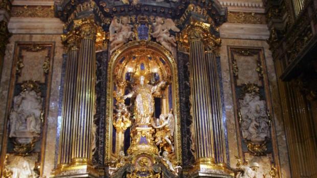 Tombeau de St Ignace de LOYOLA