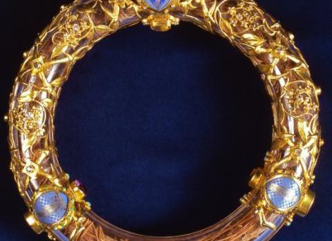Notre Dame de Paris , couronne d'épine