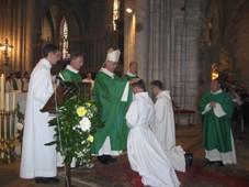 ordinations diaconales à Tours
