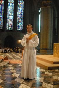 Père Eric Pedroni