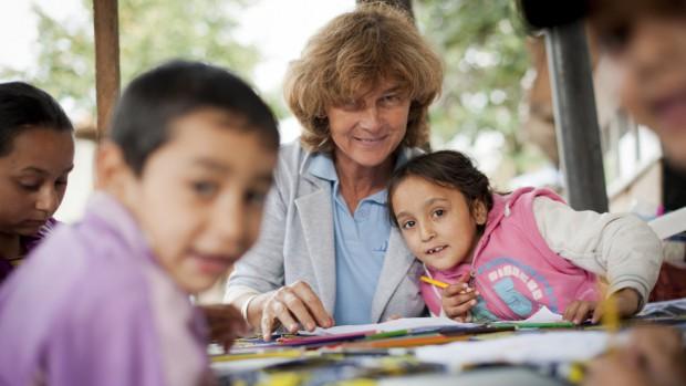 Accompagnement scolaire_enfants_Roms