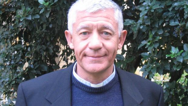 Mgr Luc Ravel