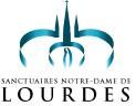 logo des sanctuaires de Lourdes