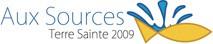 logo terre sainte 2009