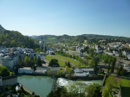 Lourdes sous le soleil