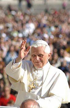 voyage du Pape en France