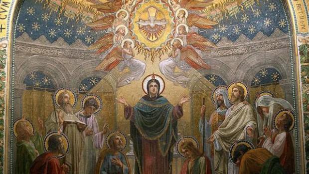 Pentecote, Lourdes 2