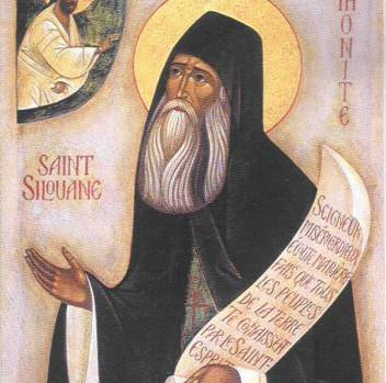 Saint Silouane de l'Athos 1866-1938