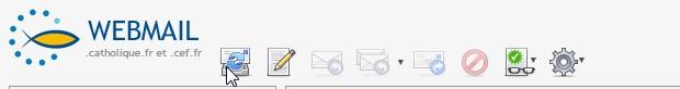 1-webmail - colonne gauche