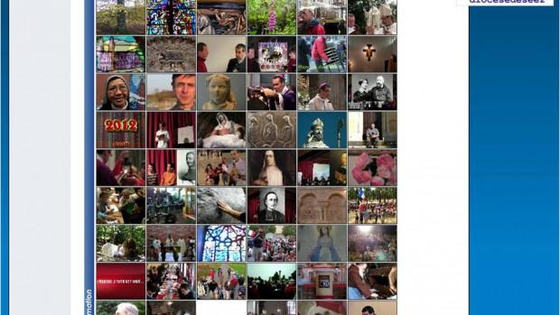 capture ecran web tv diocese seez 2012