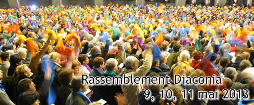 rassemblement diaconia 2013